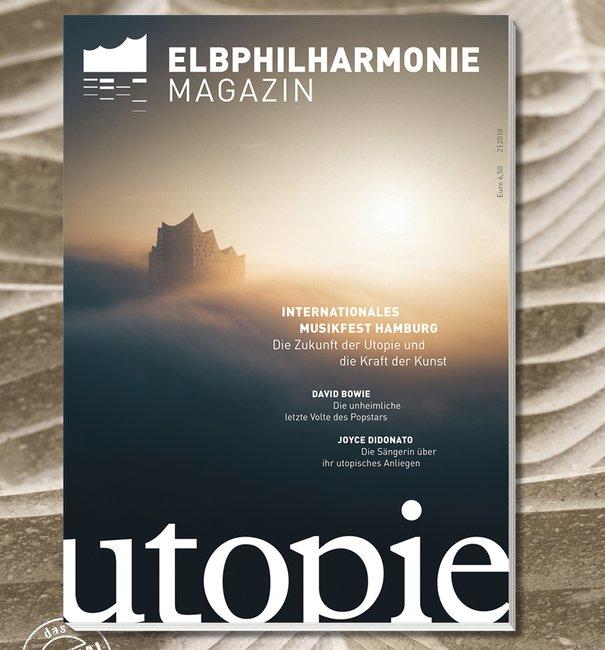 Elbphilharmonie Magazin 2/2018