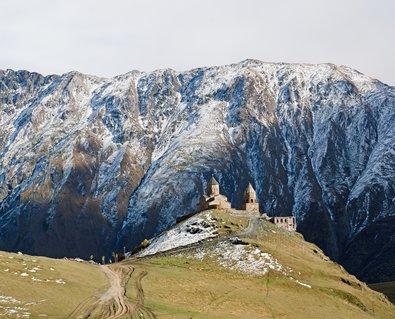 Gergetier Dreifaligkeitskirche
