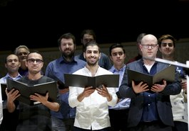 Project Choir »Salām Syria«