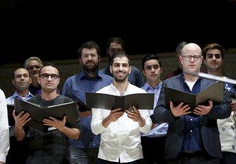 Project Choir »Salām Syria«
