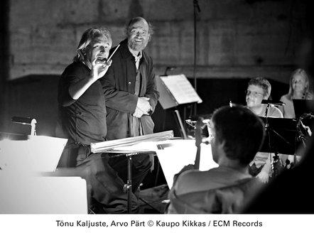 Tõnu Kaljuste / Arvo Pärt