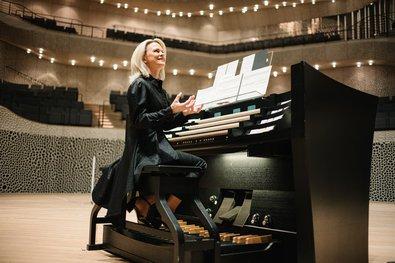 Elbphilharmonie Sessions: Iveta Apkalna