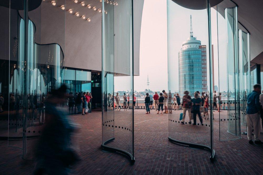 Elbphilharmonie Sommer / Plaza