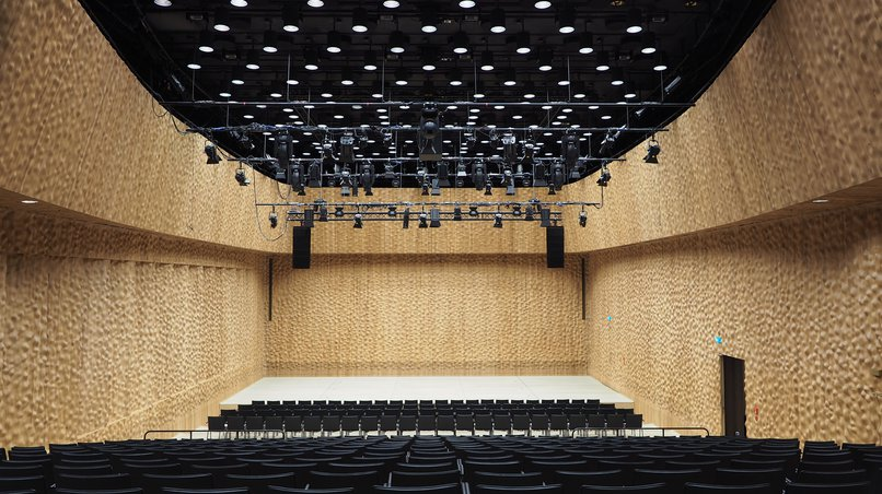 Kleiner Saal der Elbphilharmonie
