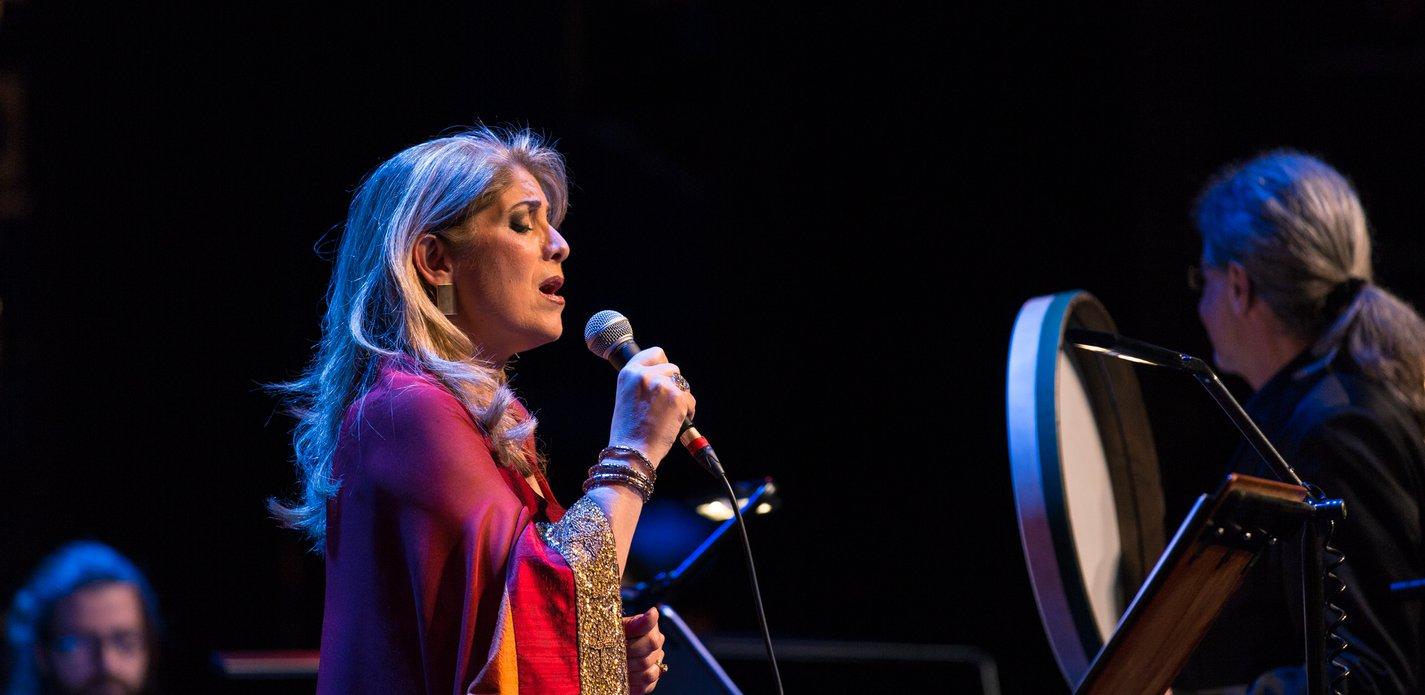 Fadia El-Hage & Ensemble Sarband