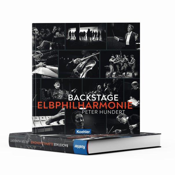 Backstage Elbphilharmonie