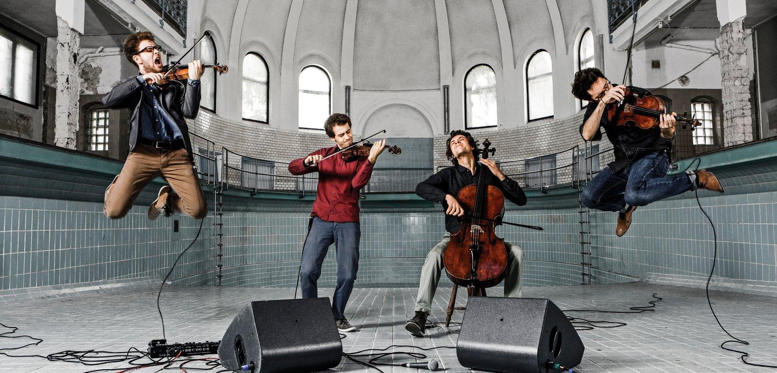 vision string quartet