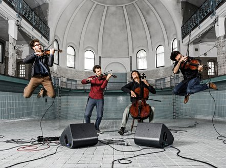 vision string quartet