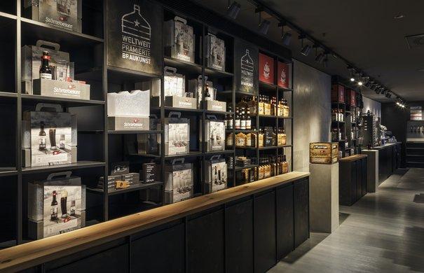 Stoertebeker Elbphilharmonie / Taste & Shop