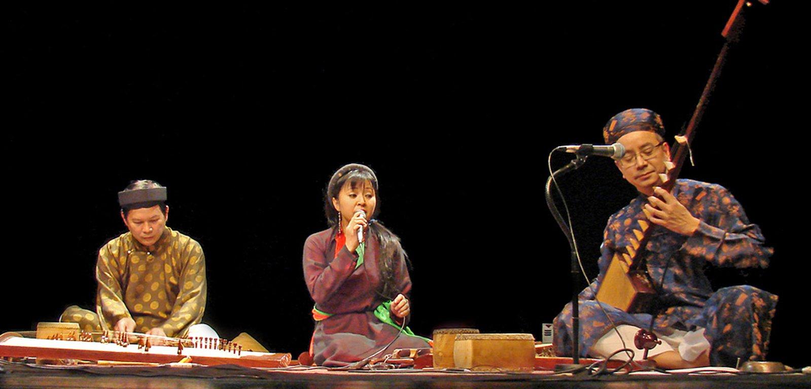 Huong Thanh Trio