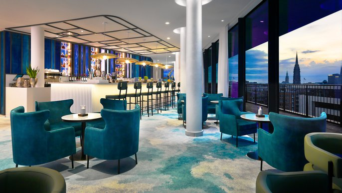 The Westin Hamburg / Blick Bar