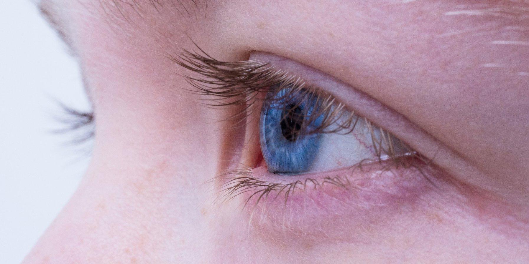 Pupil response