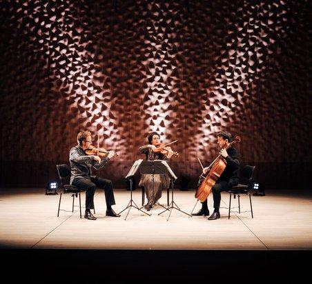 Tabea Zimmermann Trio