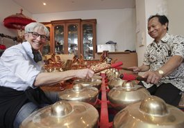 World of Instruments / Kosmos Gamelan