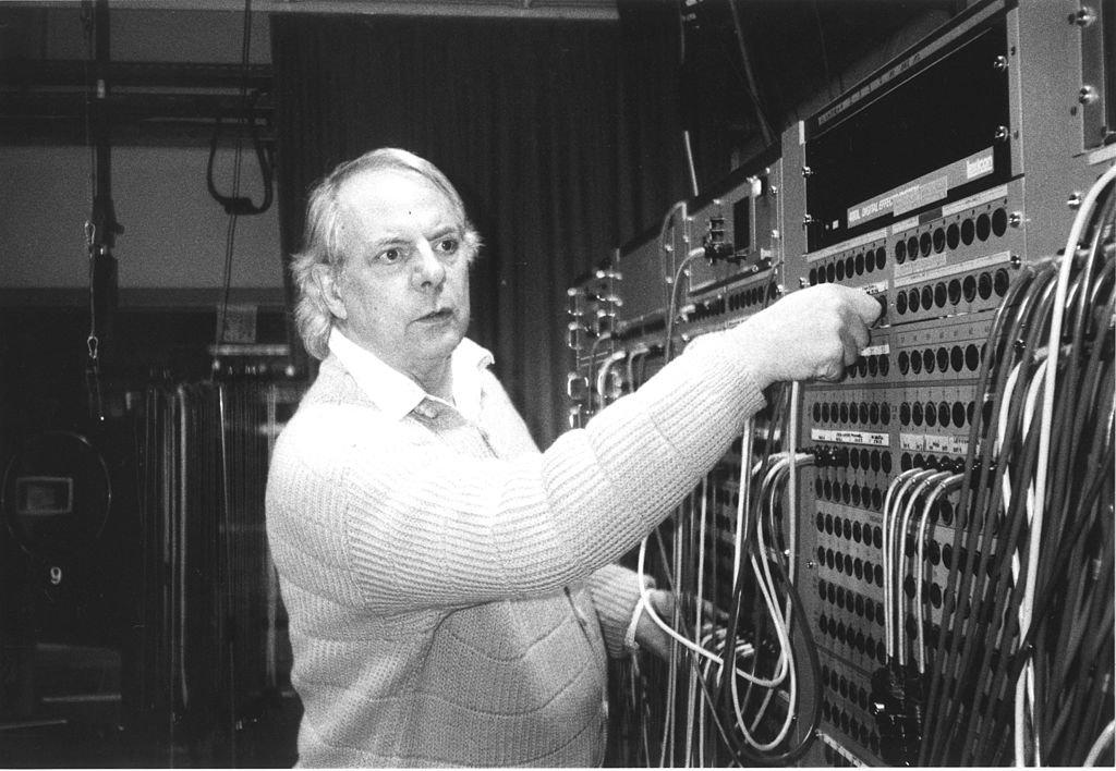 Karlheinz Stockhausen 1994