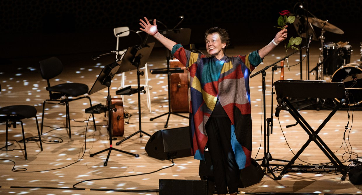 Reflektor Laurie Anderson: Scenes from my Radio Play