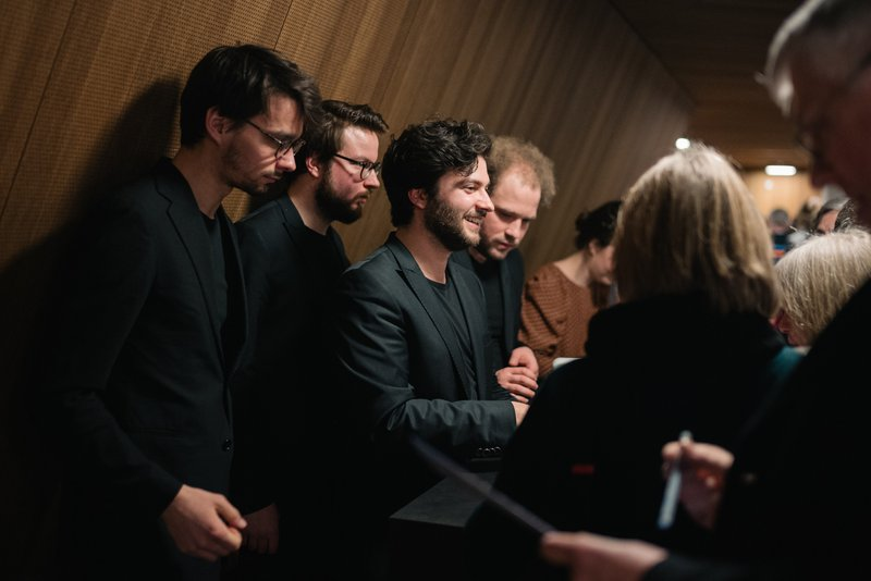 Goldmund Quartett (Rising Stars 2019/20)