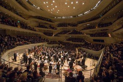 Die Akustik in der Elbphilharmonie