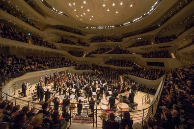 The Acoustics at the Elbphilharmonie