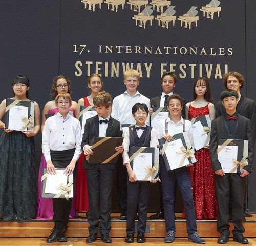 Steinway »Young Talents«