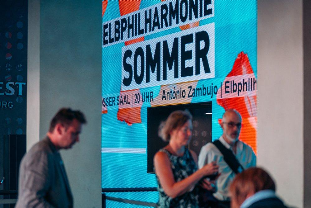 Elbphilharmonie Sommer