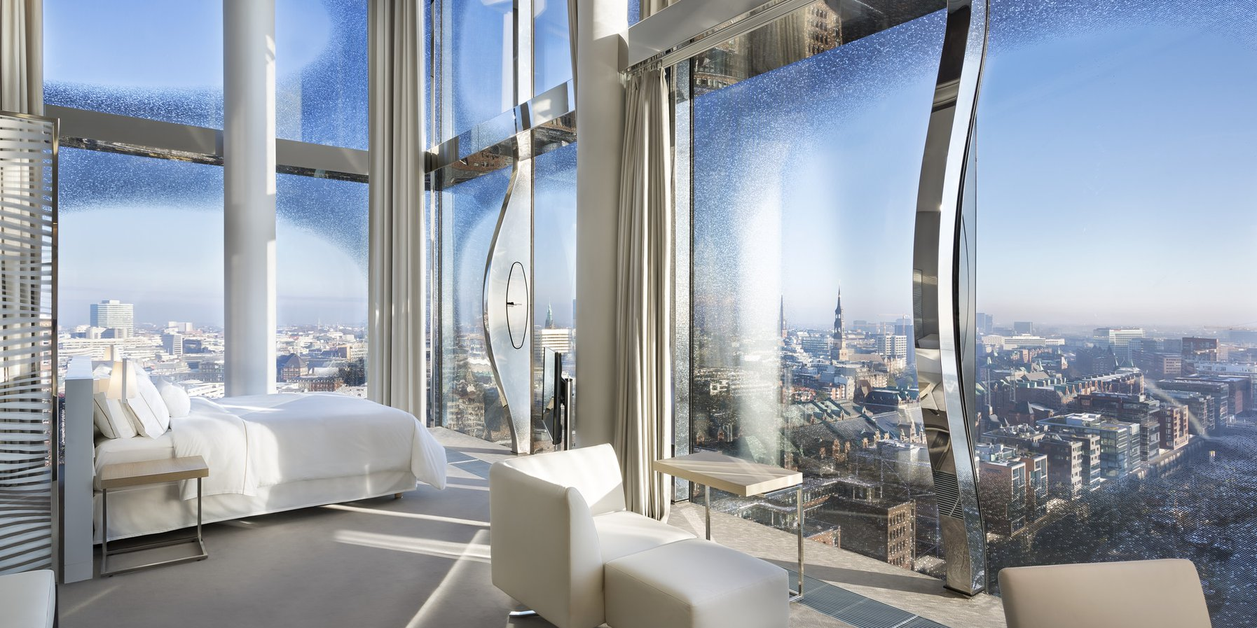 The Westin Hamburg / Panorama Suite