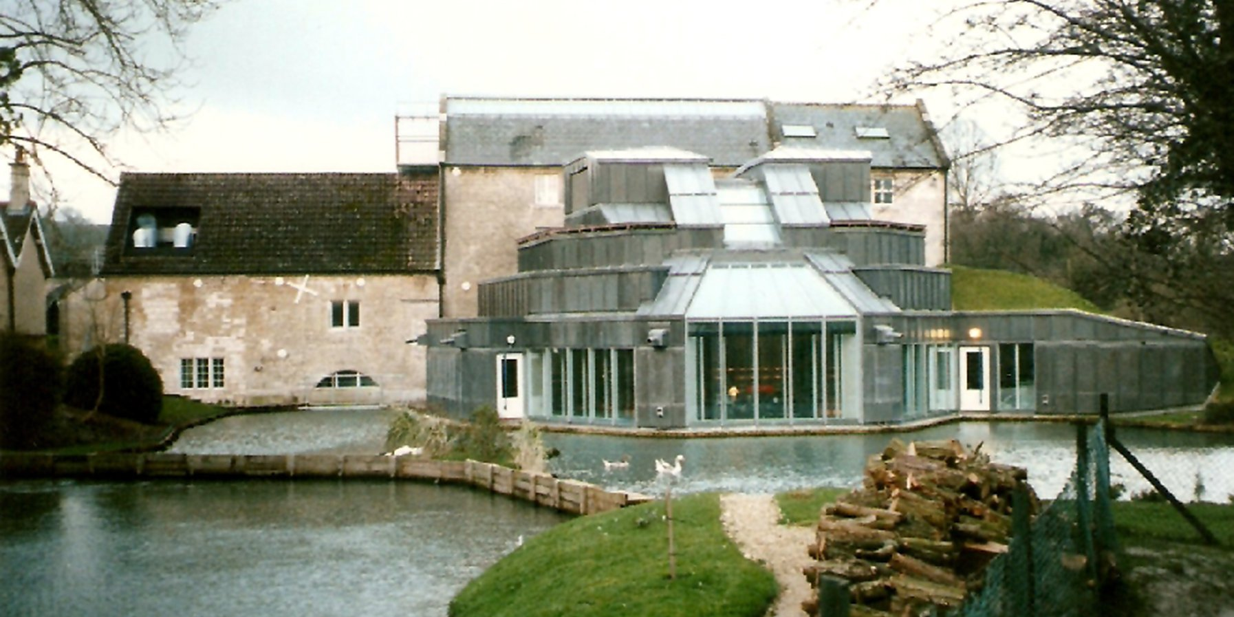 Real World Studios in England, Grafschaft Wiltshire