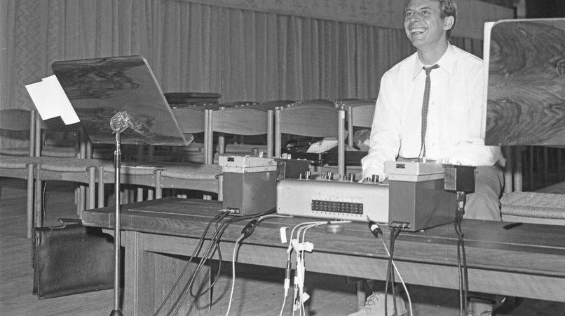 Praktiker, Forscher, Visionär und Poet: Stockhausen