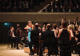 Orchestra di Santa Cecilia / Anne-Sophie Mutter / Sir Antonio Pappano