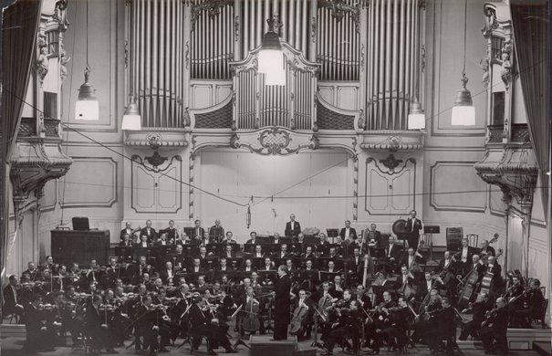 NDR Elbphilharmonie Orchestra 1947
