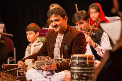 The musical worlds of Afghanistan