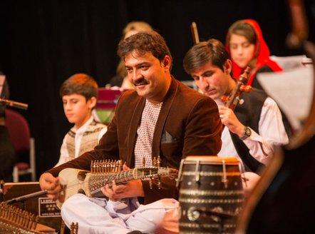 Ustad Rameen Saqizada