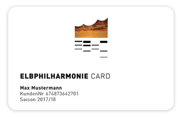 Elbphilharmonie Card