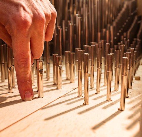 Elbphilharmonie Organ