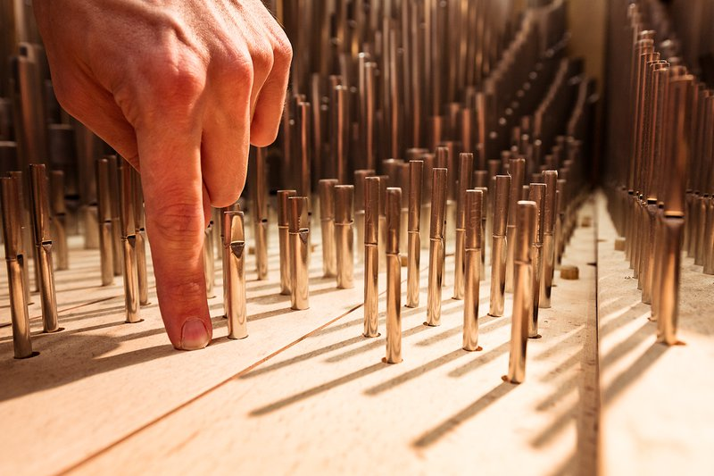 Inside the Elbphilharmonie Organ