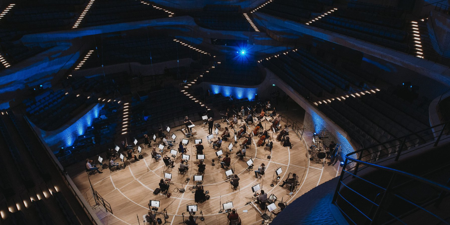 NDR Elbphilharmonie Orchestra in the Grand Hall