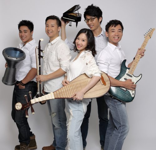 Taiwan AbLib Band