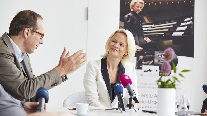 Christoph Lieben-Seutter / Iveta Apkalna