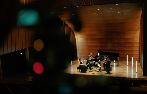 Szymanowski Quartet & Michail Lifits