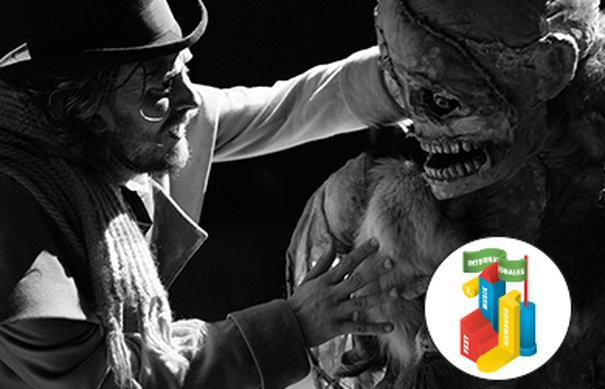 Musiktheater: Frankenstein