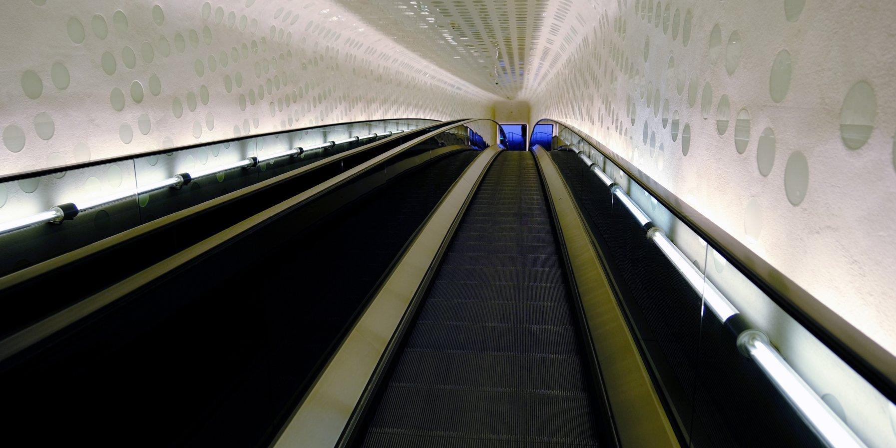 Elbphilharmonie Tube