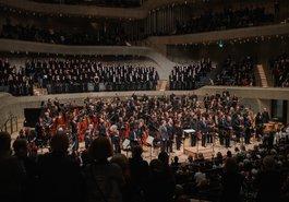 Orchestre de Paris / Chœur de l'Orchestre de Paris / Christian Gerhaher /  Andrew Staples / Emma Bell / Lionel Sow / Daniel Harding