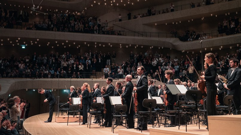 NDR Elbphilharmonie Orchestra / Krzysztof Urbański
