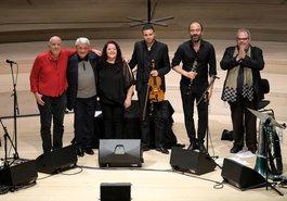 Manfred Leuchter / Jivan Gasparyan / Dima Orsho / Jasser Haj Yousseff / Kinan Azmeh / Michel Godard