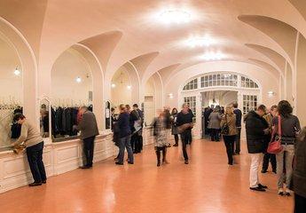 Laeiszhalle Recital Hall Cloakroom
