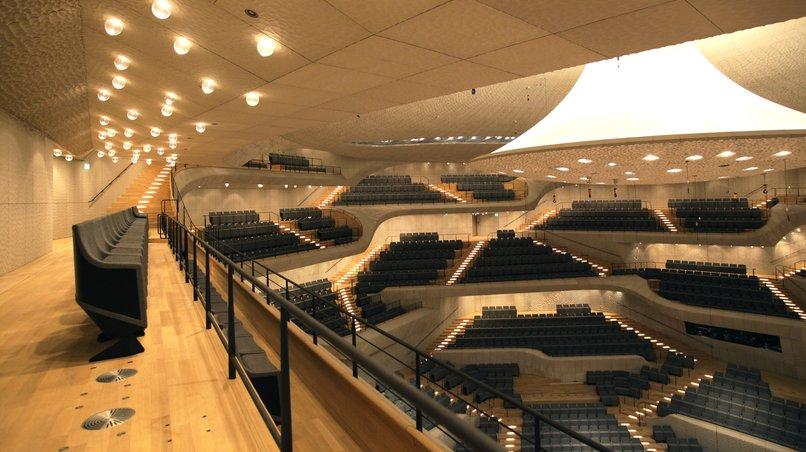 Elbphilharmonie / Grand Hall