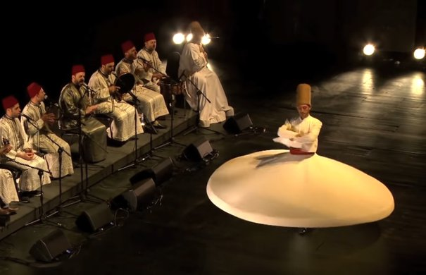 The Whirling Dervishes of Damascus - Elbphilharmonie