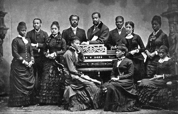 Fisk Jubilee Singers (1882)