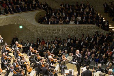 Berlin Philharmonic Pays a Visit