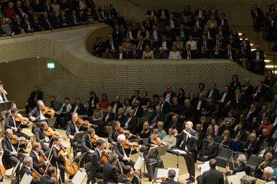 Zu Gast: Die Berliner Philharmoniker